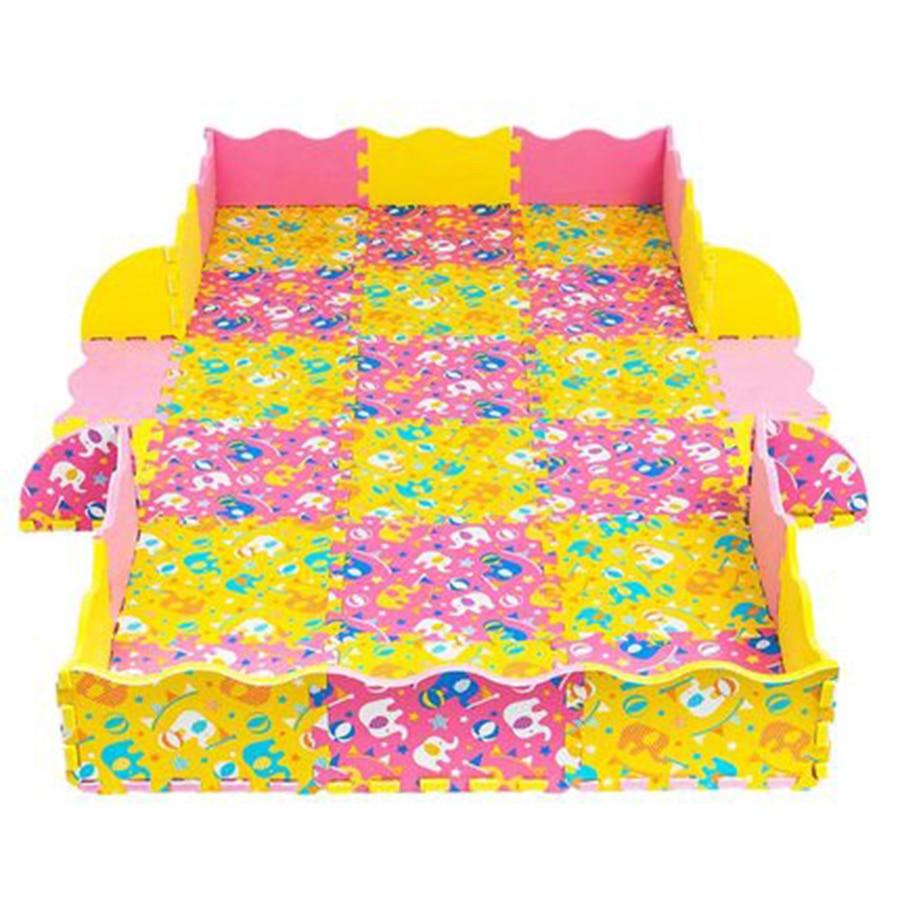 Baby crib mattress comparison - Baby Mat Play Foam Puzzle Mattress Cover Crib Kids Rug Eva Foam Baby Toys For Newborns Carpet Tapete Infantil Playmat 70u0021