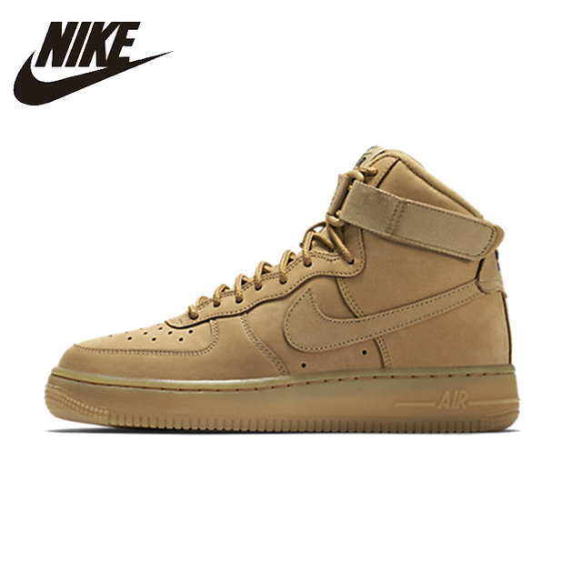 sale retailer d0143 f12bd NIKE Air Force 1 Mid Mens   Womens Basketball Shoes Stability Breathable  Support Sports Sneakers For Men   Women Shoes