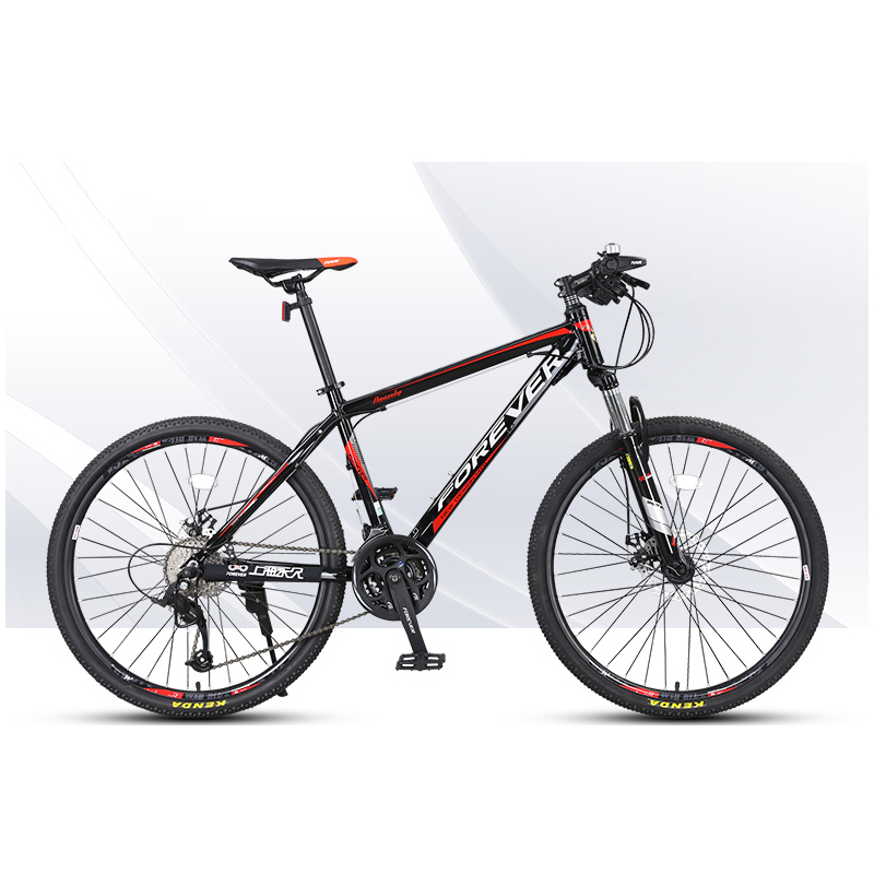 A New Generation Of Fashionable Sports Mountain Bike Male Sstudents Teenage Variable Speed Cross-Country Bike