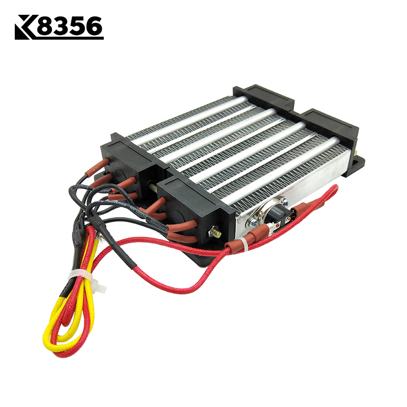 K8356 1 Pcs/lot 110V 1000W PTC Ceramic Air Electric Heater Plate With Insulating Film Mini Heating Element Chips 140x100x26mm 600w ceramic heater biomass particle ignition stove ceramic heating element silicon nitride ceramic heating element
