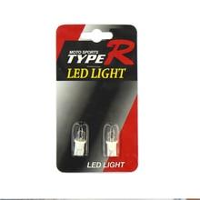 car-styling car styling 2 PCS Car LED 12 v T10 ultra - high brightness meter light lamp