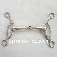 Stainless Steel Gag Bit Horse Equipment Wholesale Price H0917
