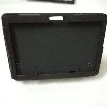 Caso del Leahter para Tab 10.1 pulgadas MTK6592 MTK8752 K107 S107 Cubierta de La tableta de 10.1 pulgadas 3G 4G de la Tableta