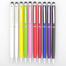 20pcs/lot Fine Point Stylus Capacitive Touch Microfiber Pen Ball Office School Home Supplies Gifts