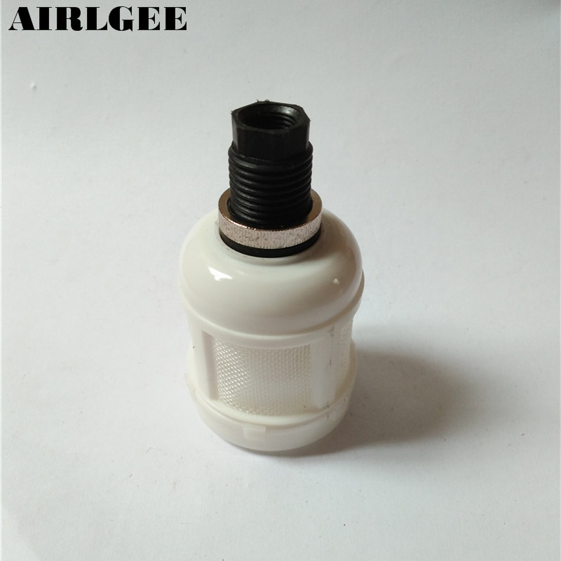 Air Filter Regulators Water Cup Automatic Drain Valve 1/8PT Thread Diameter 13mm male thread pressure relief valve for air compressor
