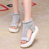 Fashion Summer Women Sandals Ladies Bohemia Comfortable Platform Gladiator Sandals Casual Women Shoes Female Footwear BT706