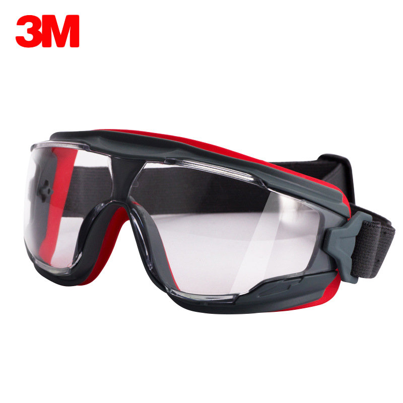 3M GA501 Safety Goggles Windproof Anti-Sand Painted Anti-fog Anti-shock Dustproof Professional Working Eyewear Protective Goggle