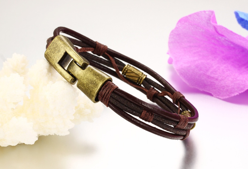 PH855J-(11)_ leather bracelets