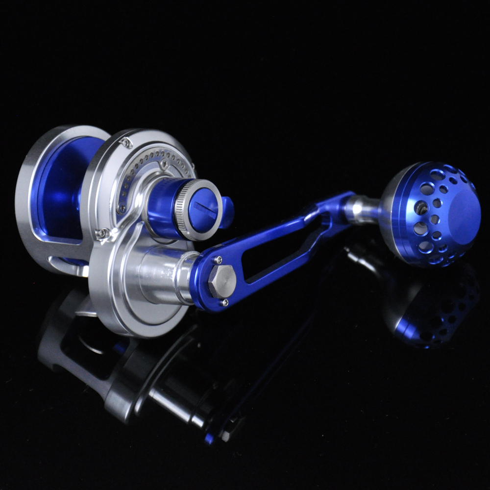 New japanese made Topline Fishing trolling Reel DW200-500KC Waterproof seat boat Spinning Jigging Reel