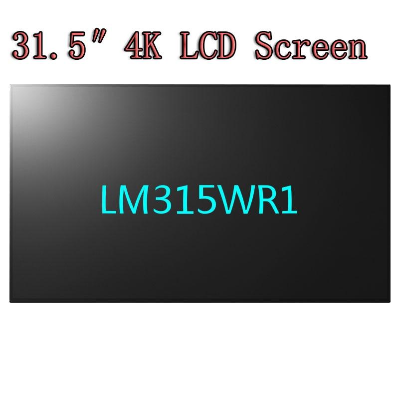 Original Neue FÜR LG 32UD99 UHD Breite Farbe LCD bildschirm LM315WR1 SSB1 3840*2160 mit HDR controller board Für DIY HDR 4K monitor