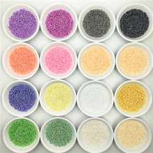 Wholesale 2mm Crystal Glass Czech Seed Beads Loose Spacer DIY Bracelet Necklace for Jewelry Making Accessories 1020Pcs/lot