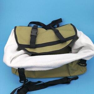 Image 4 - Car pet nest Pet Dog Carrier Pad Dog Seat Bag Basket Pet Products Safe Carry House Cat Puppy Bag Dog Car Seat freeshipping