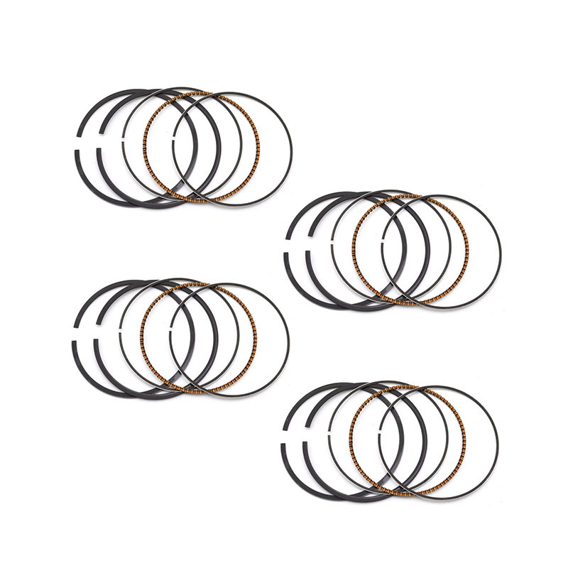 Motorcycle Engine parts STD Bore Size 55mm piston rings