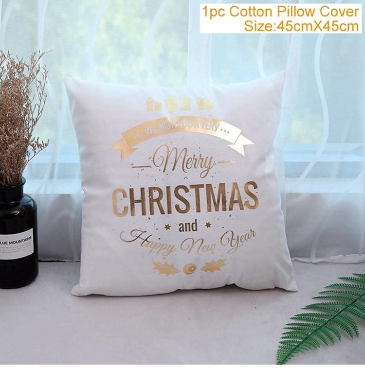 Christmas Pillow Case 34