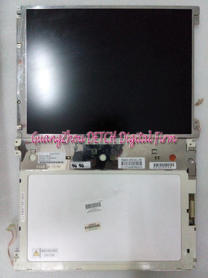 Industrial display LCD screen 12.1-inch AA121SB12 LCD screen lc171w03 b4k1 lcd display screens
