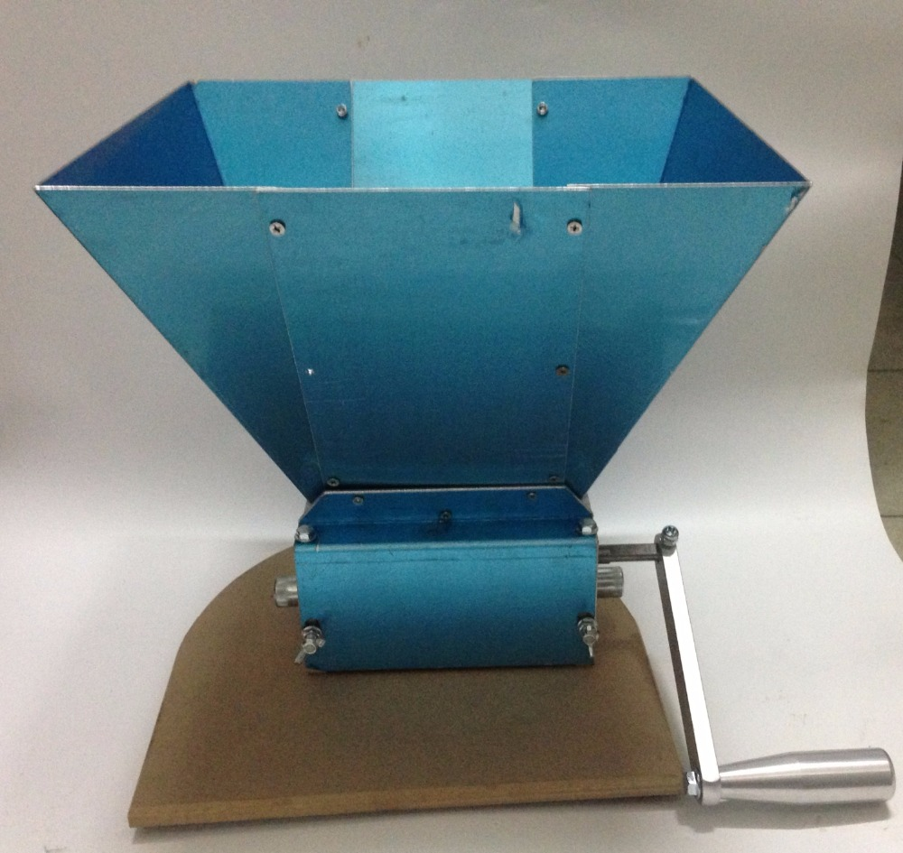 Roller Grain Mill Hopper - Year of Clean Water