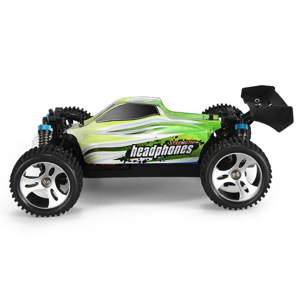 Electric Remote Control Buggy Four-Wheel Drive Racing Toy 2.4GHz RC Car Off-Road Gift 70km/h 1:18 A959-B Kids 4WDElectric Remote Control Buggy Four-Wheel Drive Racing Toy 2.4GHz RC Car Off-Road Gift 70km/h 1:18 A959-B Kids 4WD