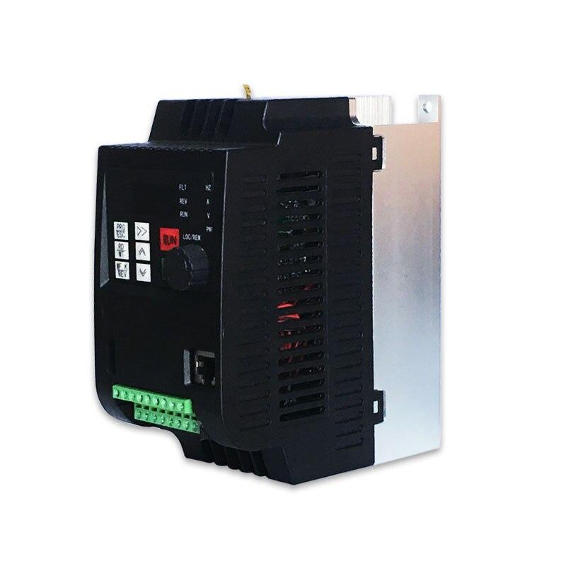 HTB1BdjWCTJYBeNjy1zeq6yhzVXaL - 2.2KW/1.5kw 220V VFD Inverter Frequency Converter 2.2KW 3HP 220V 12A  3P 220V utput CNC Spindle motor New