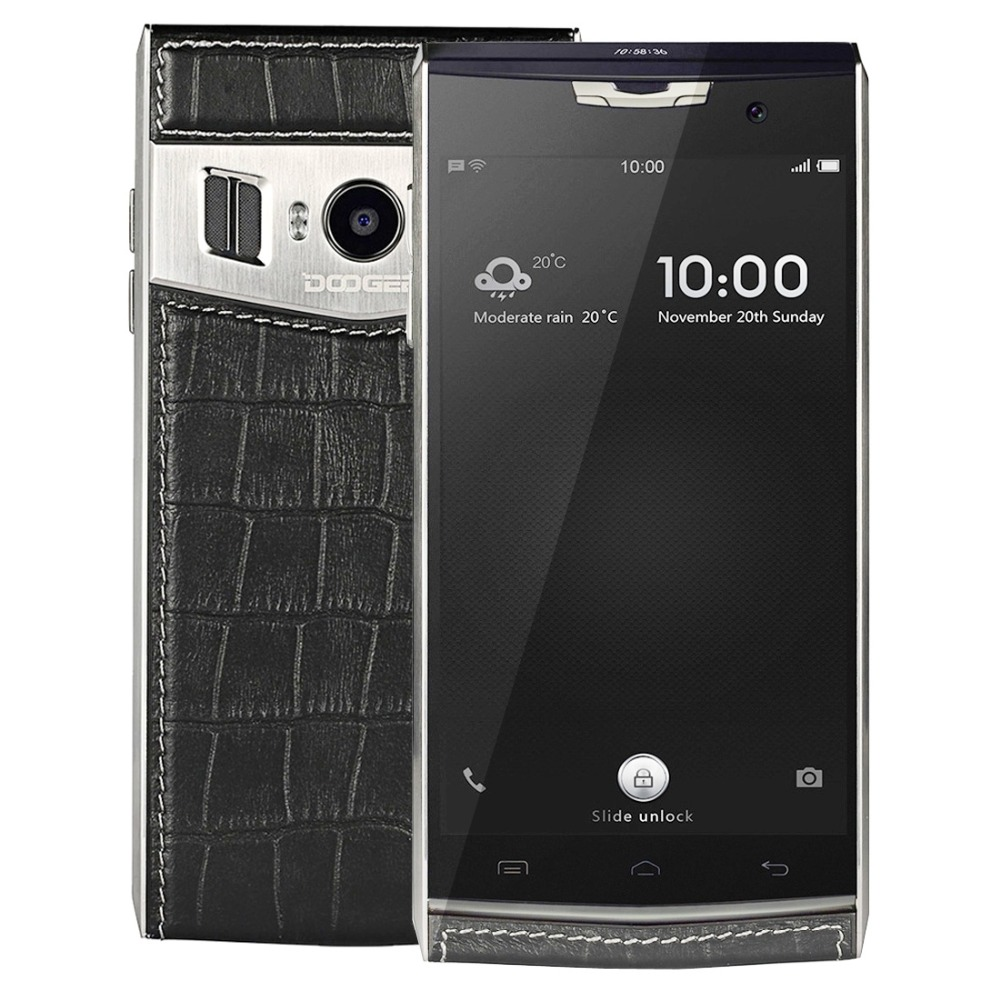Original doogee t3 mtk6753 octa core 4g lte smartphone android 6.0 Teléfono móvi