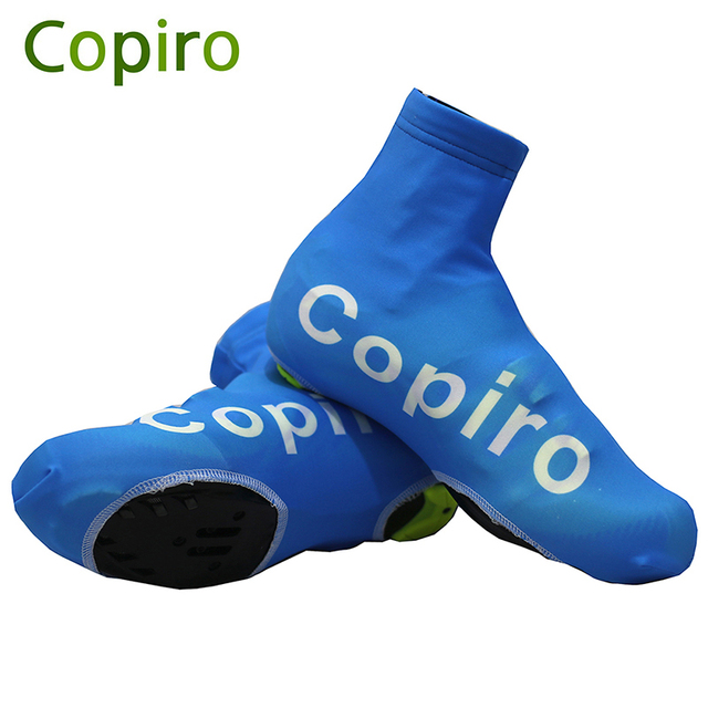 Copiro Lycra Cycling Shoe Covers Summer Breathable Cubre Zapatillas Ciclismo  Mtb Overschoenen Wielrennen Couvre-chaussure Velo 08877319d