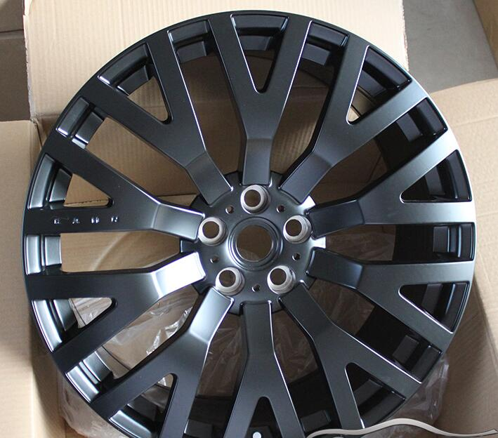 22 Inch Tires >> Us 1980 0 22 Inch 5x108 Car Aluminum Alloy Wheel Rims Fit For Jaguar In Wheels From Automobiles Motorcycles On Aliexpress