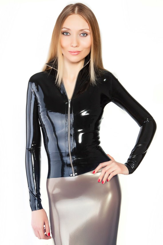 Online Buy Wholesale latex jacket from China latex jacket ...
