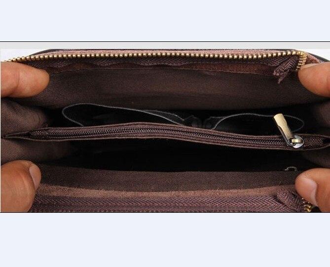 moda casual homens homensageiro bolsa Tipo de Ítem : Messenger Bags