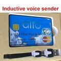 GSM голос передатчик hand free индуктивный voice монитор голос отправителя функция индукции передатчик для наушников наушники