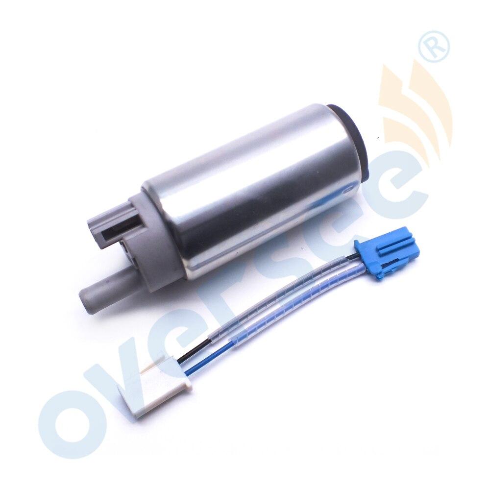 Fuel Filter OEM  Yamaha F150-F225 2005-UP Blue top 69J-24501-10-00