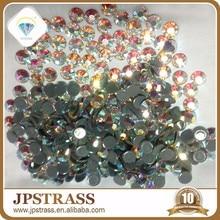 Различные типы размеров горячей фиксации Прозрачный Кристалл хрусталя ab цвет 1440 шт каждый пакет супер 14 резки камня горячей фиксации