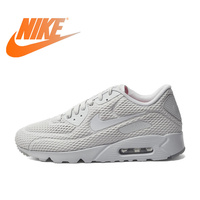 Original Official Authentic NIKE Breathable AIR MAX 90 Men's Running Shoes Sneakers Sport Outdoor Walking Jogging Athletic