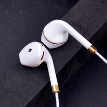 In-Ear Earphone Earbuds Stereo bass Earphones audifonos Headset with Mic for Phone Xiaomi Samsung Huawei fone de ouvido Earpiece цены онлайн