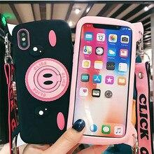 iphone XS MAX 7- 8 plus 6 6s X  cat case cover