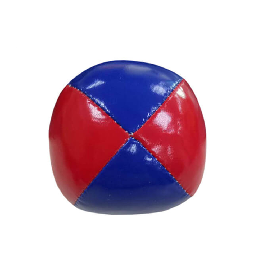 2.9 Inch Professional Four Side Elasticity Stage Magic Juggle Equipment Juggling Ball Bean Bag