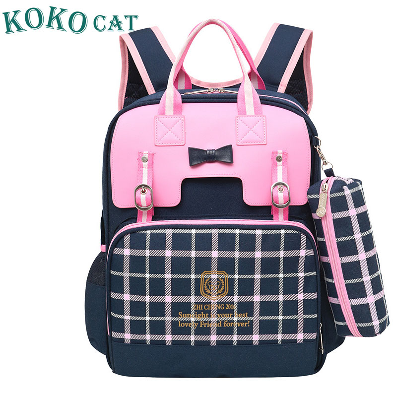 5468d65b4e43 Buy new children school princess backpack schoolbag and get free shipping  on AliExpress.com