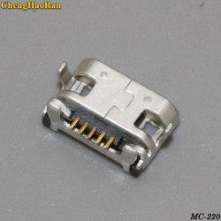 Chenghaoran 50 Stuks 100 Stuks Micro Usb Charge Dock Socket Jack Poort Opladen Connector Voor Lenovo S930 S910 A788T A388T a5000 A7600