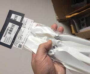 Image 2 - 10 paires 100% Original Phantom 3 SE/professionnel avancé/Standard hélices auto serrantes 9450 pour lames de lame DJI