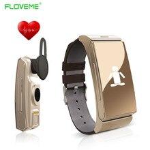 FLOVEME A5 Bluetooth Smart Uhr Sync Notifier Wasserdichte Schrittzähler Herzfrequenz Smartwatch Für Apple IOS Android Phone Armbanduhr