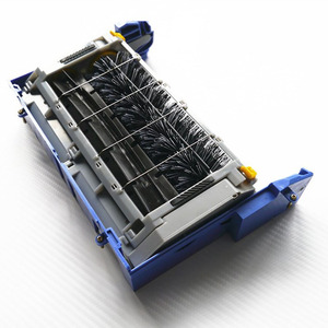 Image 3 - Aksesuarları Temizleme Kafa Vakum Temizleyici Kutusu Ana Fırça Çerçeve Dayanıklı Bileşenler Taşınabilir Montaj IRobot Roomba 600 Serisi Için