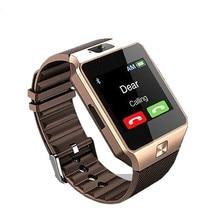 Gutighala DZ09 Relogios Relojes Smartwatch Bluetooth Relógio Inteligente Câmera SIM para IOS iPhone Samsung Huawei Xiaomi Android Phone