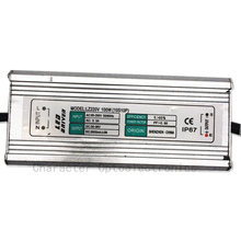 2pcs Free shipping 100W Floodlight LED Driver IP67 waterproof floodlight lighting transformer AC 90V-265V output DC30-36V 3000mA