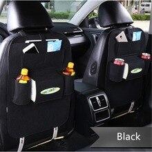 Автомобильный органайзер мульти-карман на заднем сиденье сумка для хранения автомобиля заднее сиденье органайзер для телефона Карманный чехол для книг планшет мобильный напитки ткань