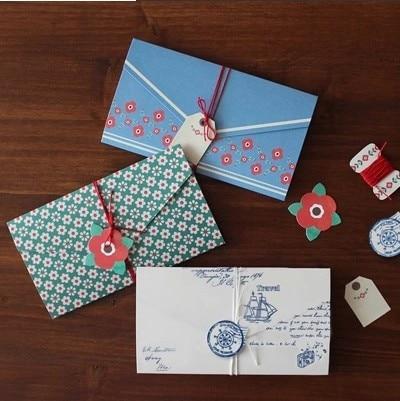 10 setslot1 set 4 cardsEnvelope design Greeting Card With – Birthday Card Sets
