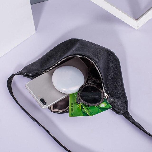 REPRCLA PU Leather Belt Bag 5