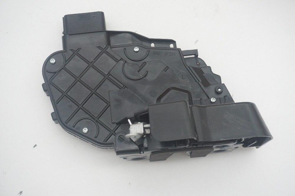 LR071650 LR011303 Nouveau arrière gauche loquet de porte de voiture Mécanisme pour Evoque Freelander 2 Discovery 3/4 Range Rover Sport 05- 09/10