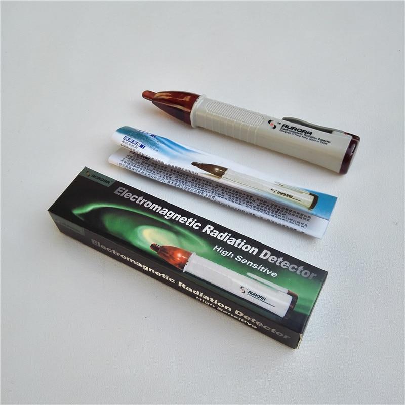 Pen-shape Mini Style EMF Detector Noncontact High Sensitive Electromagnetic Radiation Detector Pen EMF Tester