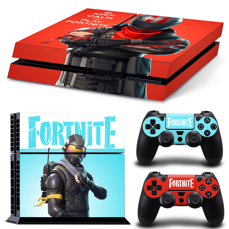 for PS4 Skins Playstation 4 Games for Sony PS4 Games Decals Custom for PS4 Controller Stickers for PS4 Remote Controller Skin