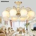 SHIXINMAO Заводская розетка  роскошная модная потолочная лампа в европейском стиле  ресторанные лампы и фонари  потолочное освещение