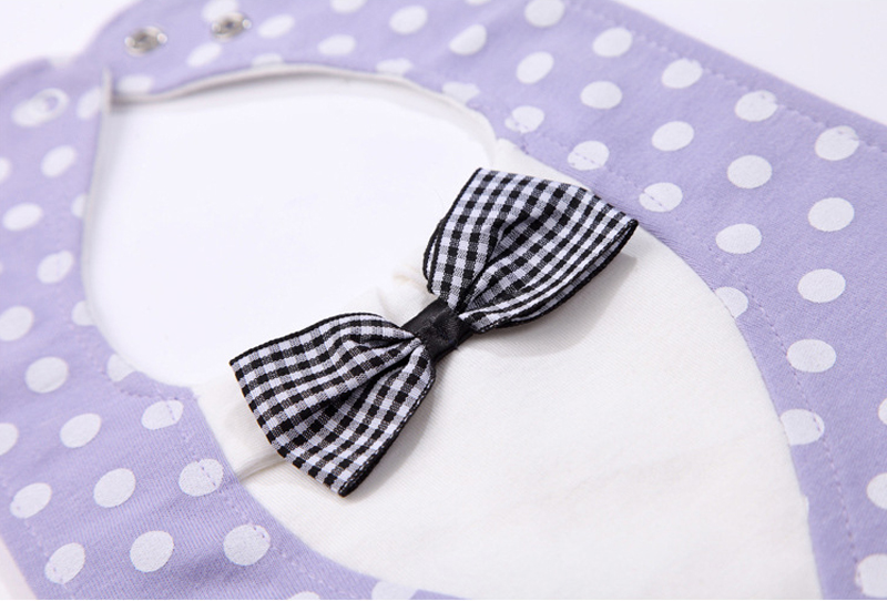 3 stuk bavoir bandana kwaliteit baby jongen meisje bib handdoek - Babykleding - Foto 4