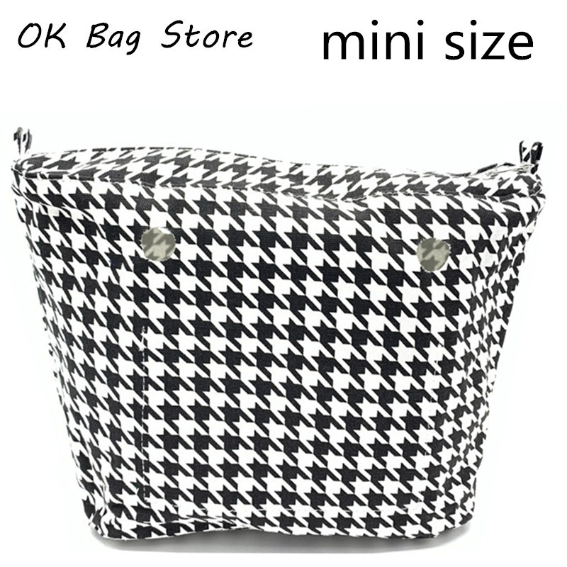 2019 Mini Size Obag Inner Bag Canvas Fashion Style